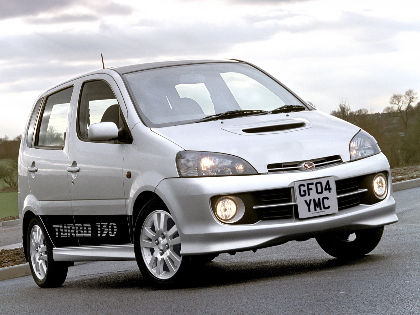 Daihatsu yrv 1.3 turbo