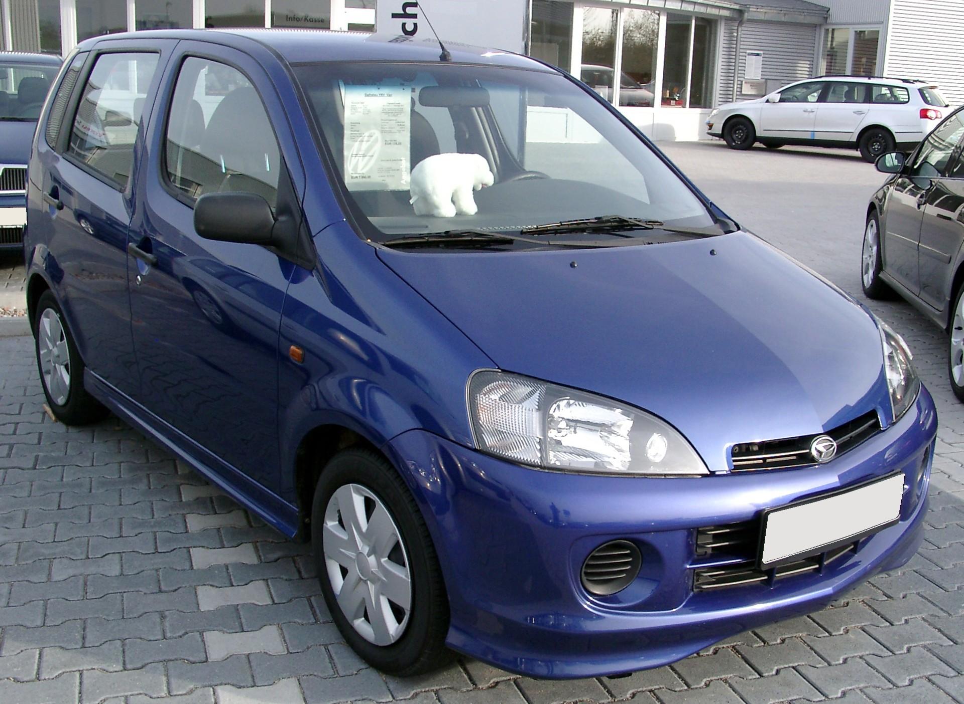 Daihatsu yrv turbo