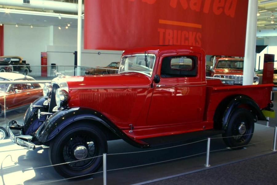 Dodge 2-ton