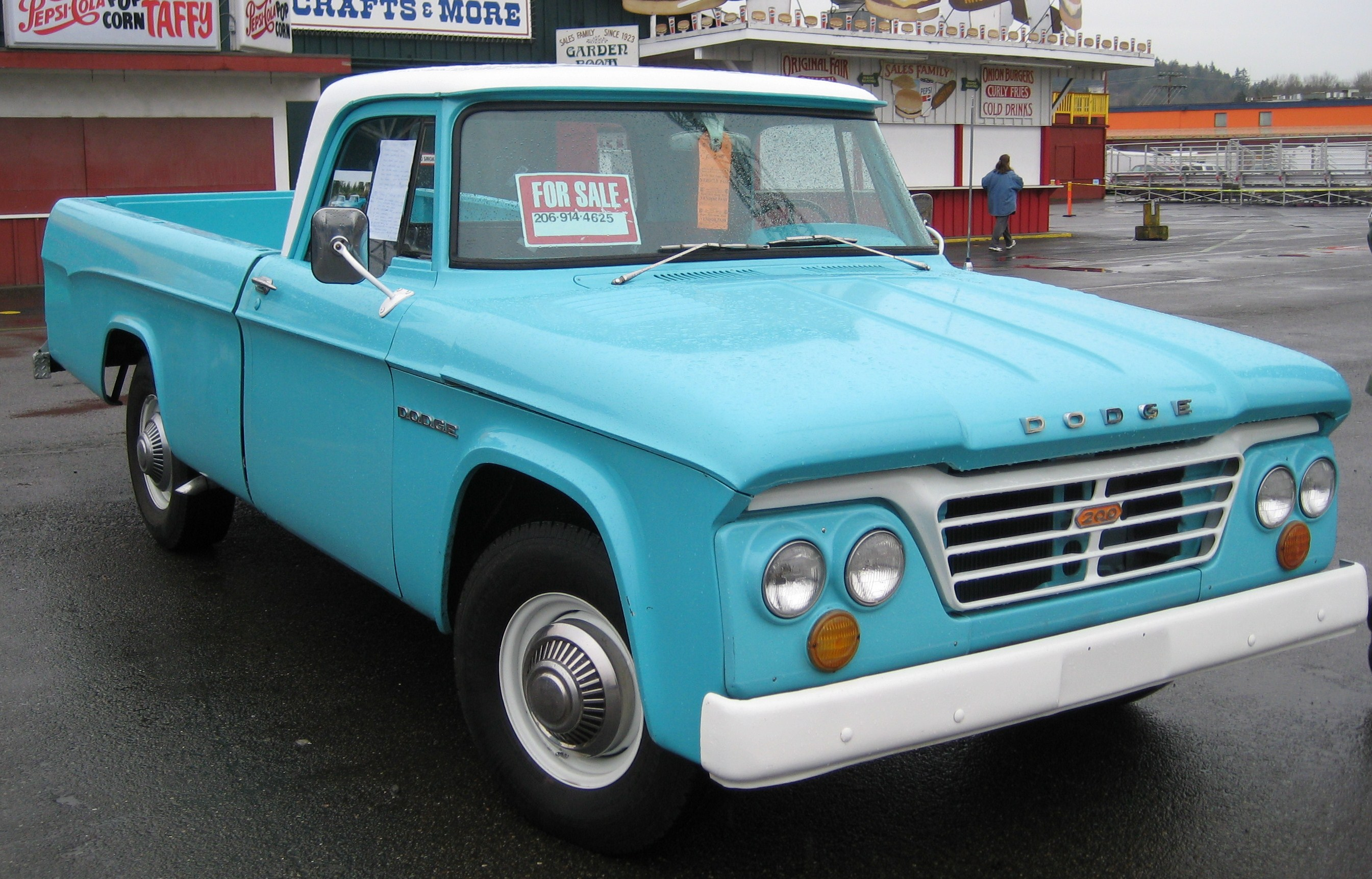 Dodge 200
