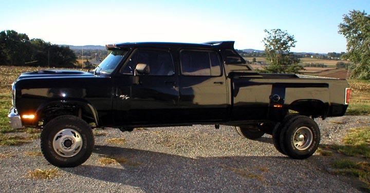 Dodge 350