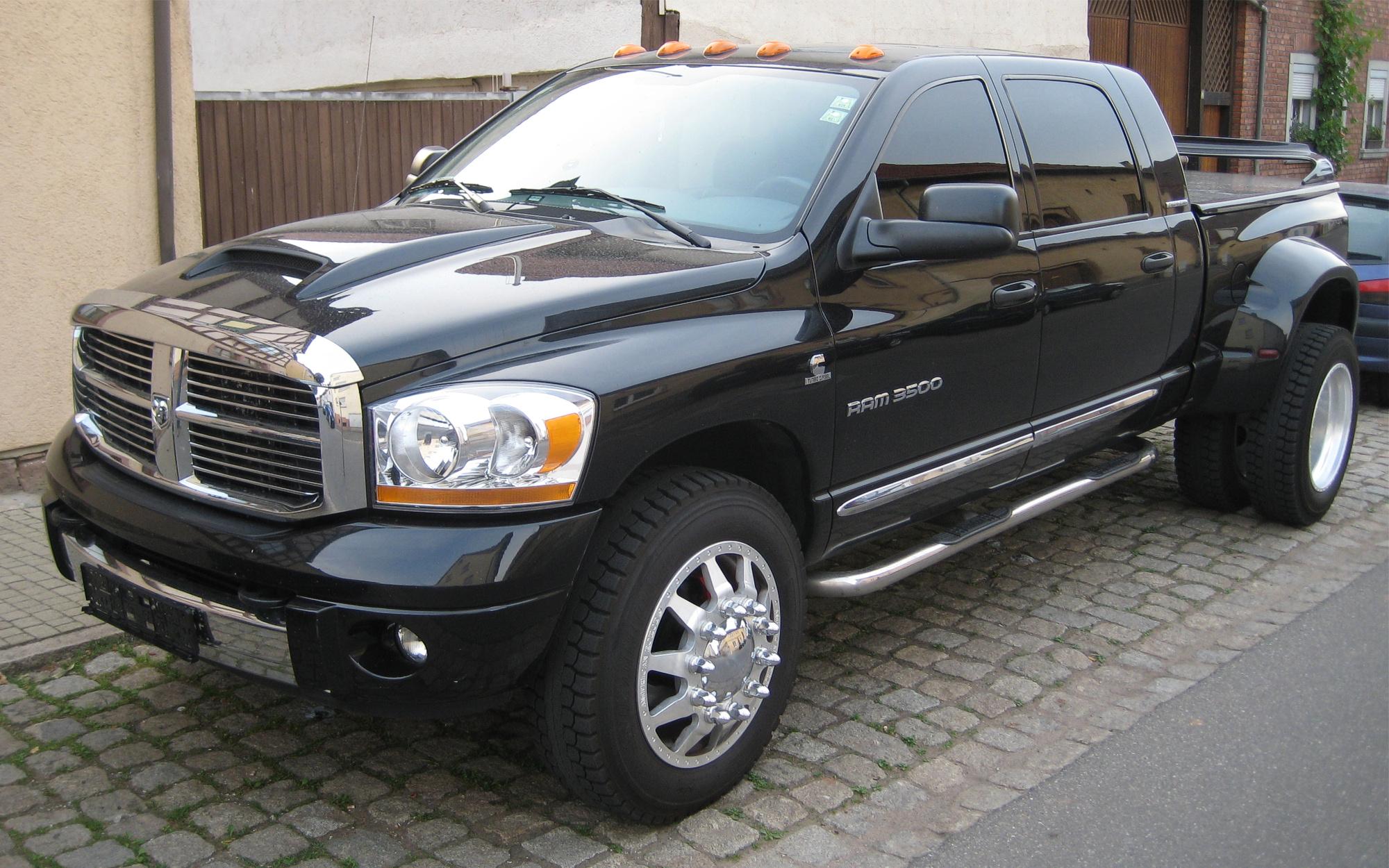 Dodge 4×4