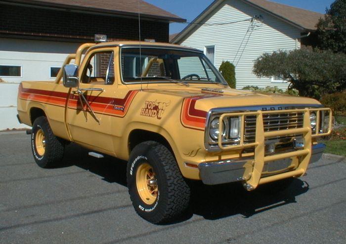 Dodge 700