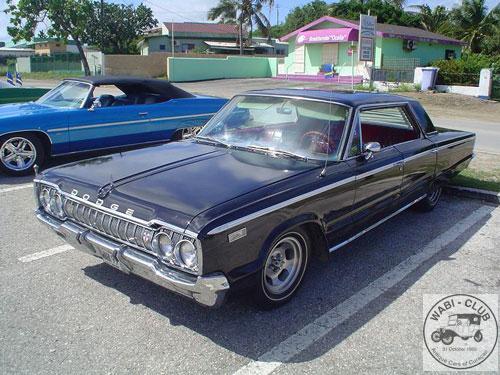 Dodge 880 custom