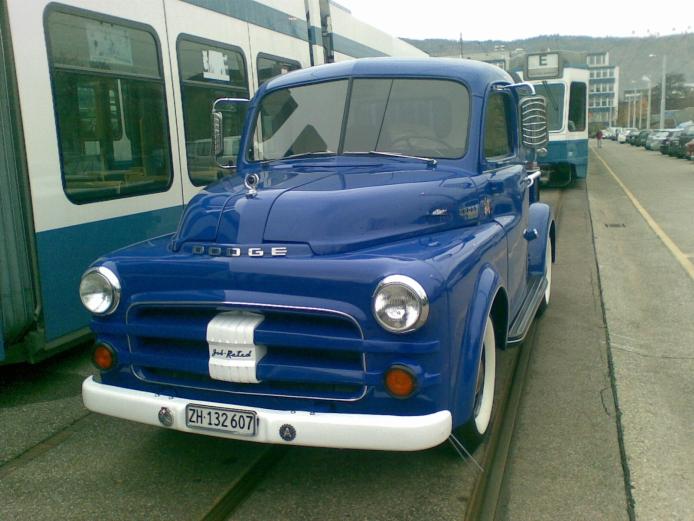 Dodge b-series