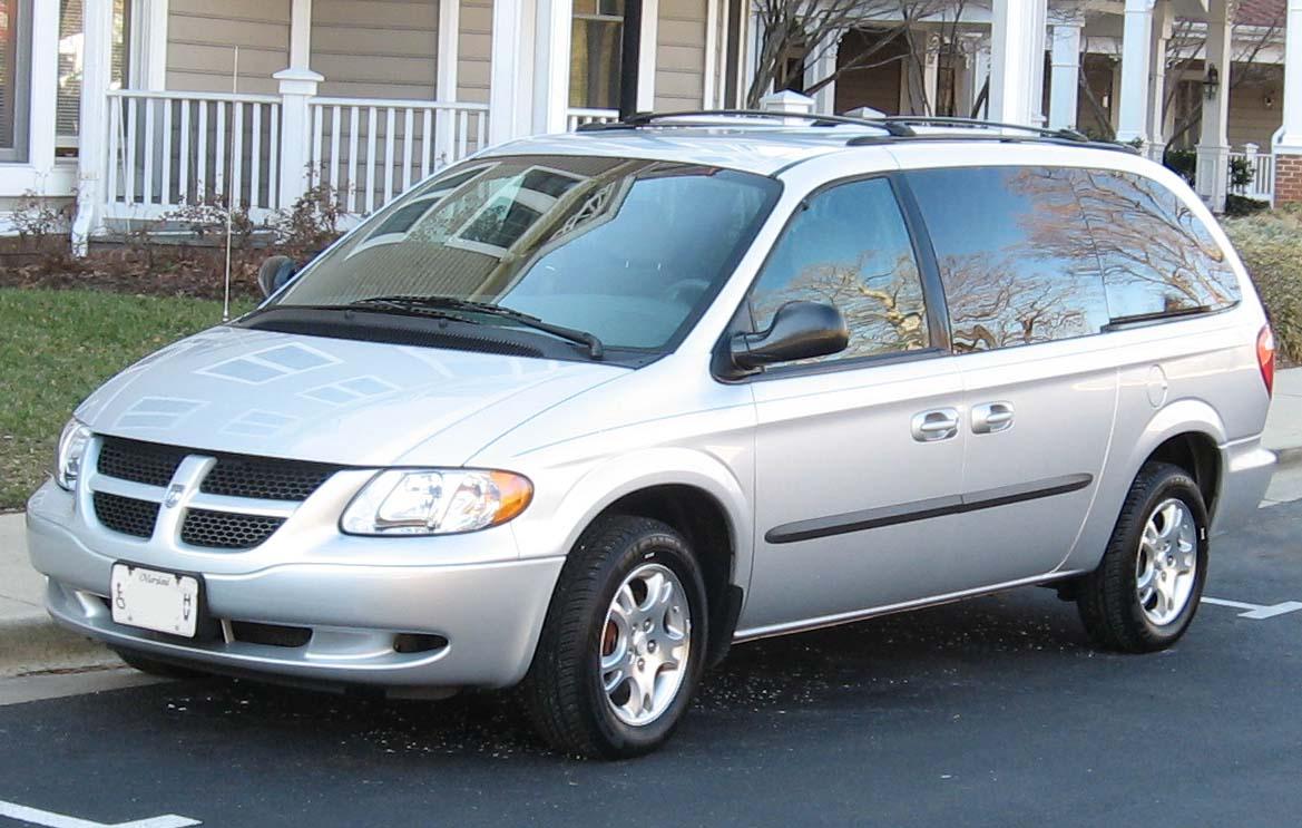 Dodge caravan sxt