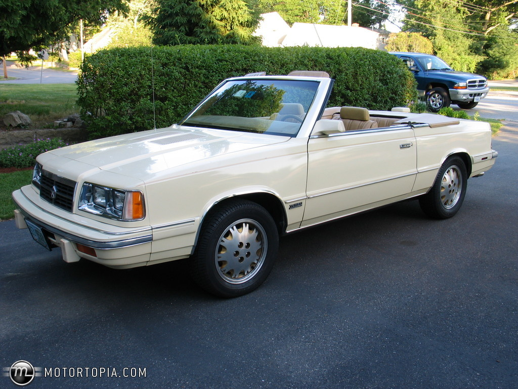 Dodge convertible