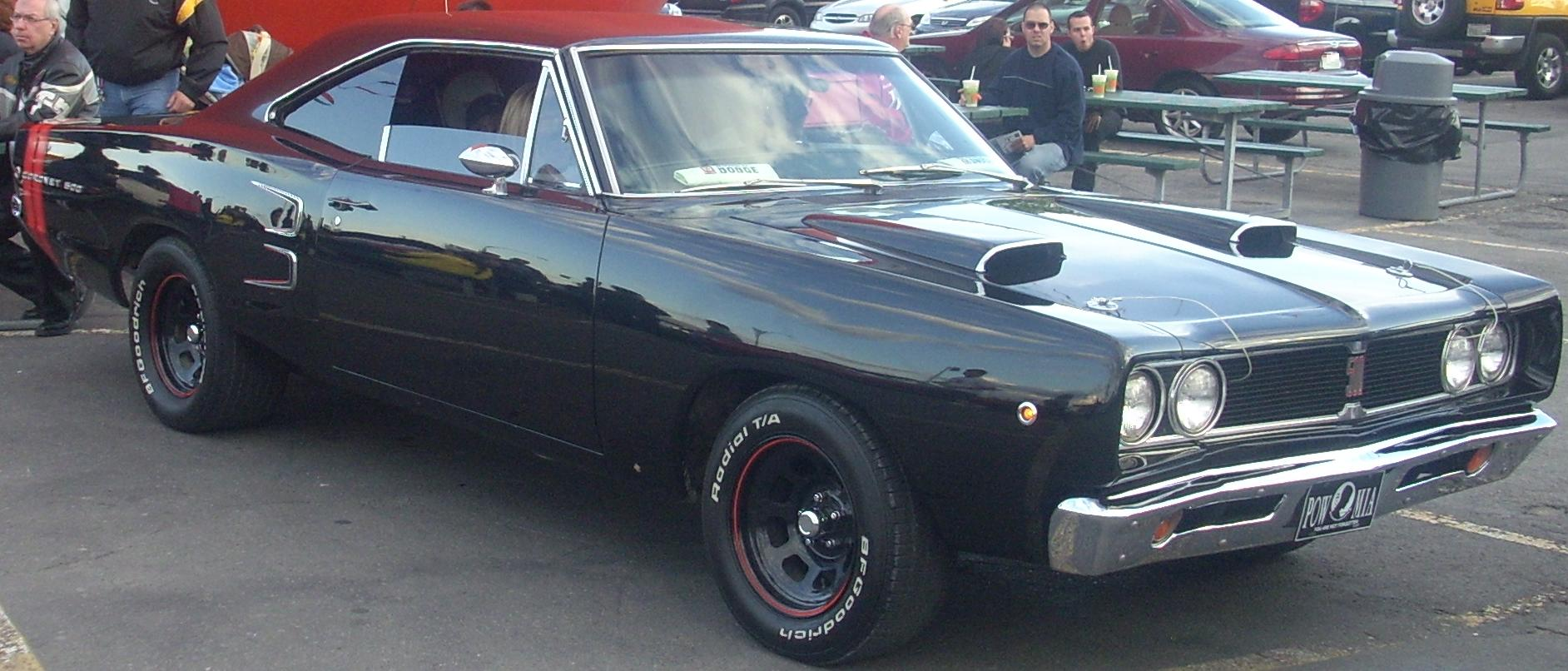 Dodge coronet coupe