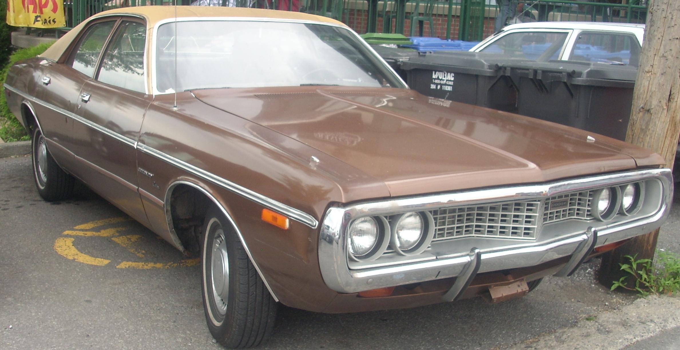 Dodge coronet sedan