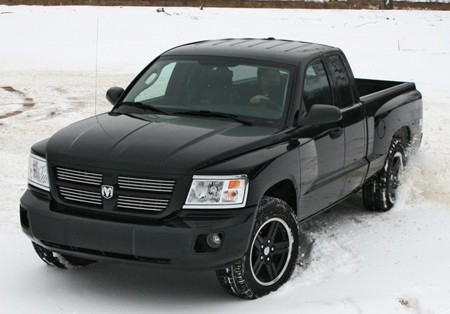 Dodge dakota crew cab 4×4