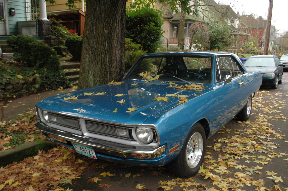 Dodge dart convertible