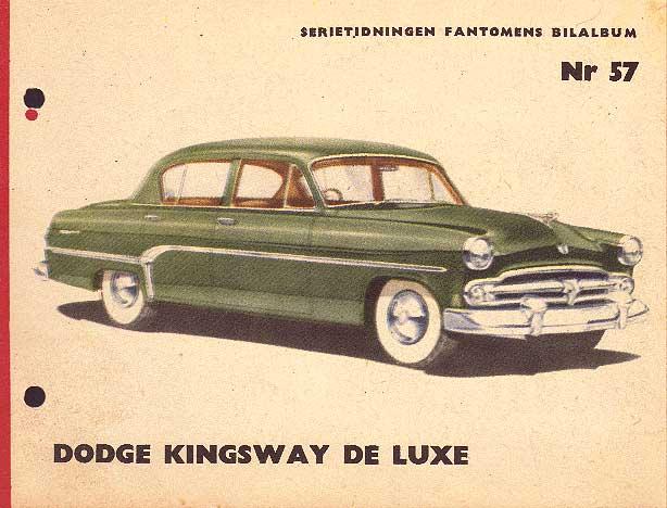 Dodge de luxe