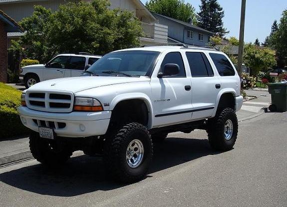 Dodge durango 4wd