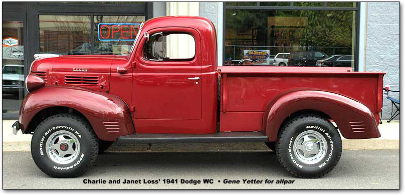 Dodge half-ton pickup