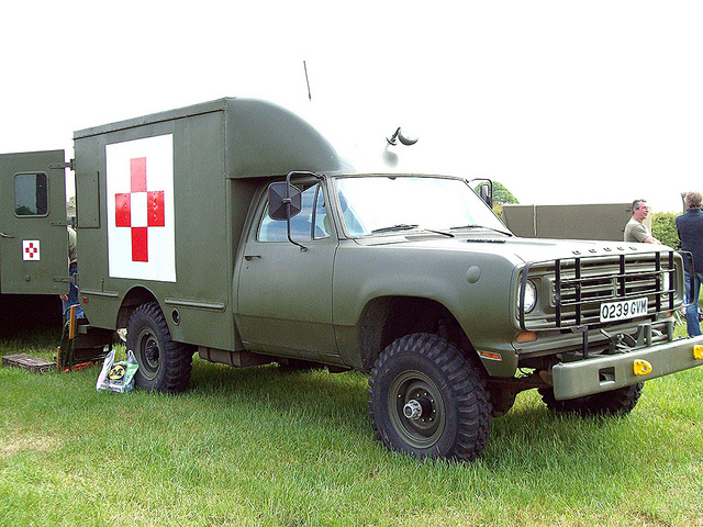 Dodge m886