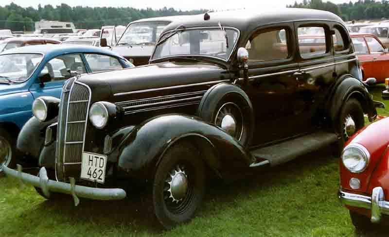Dodge sedan