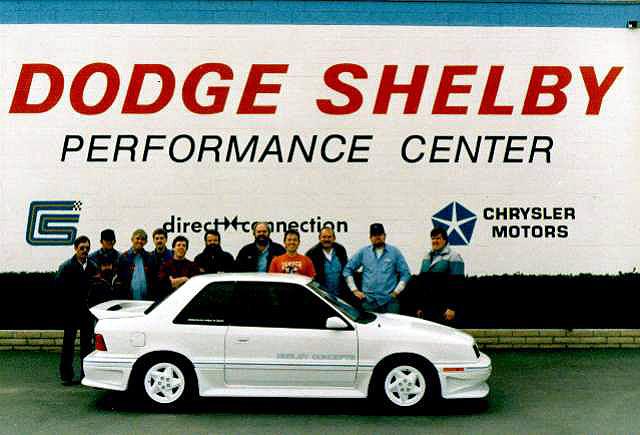 Dodge shadow csx