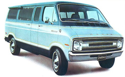 Dodge sportsman