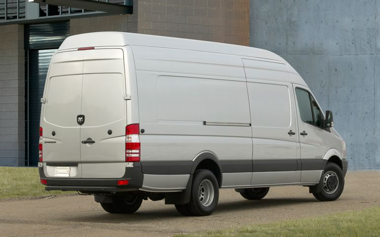 Dodge sprinter 2500 van