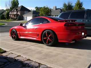 Dodge stealth rt twin turbo