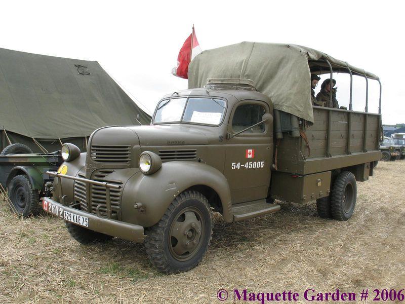 Dodge t-110