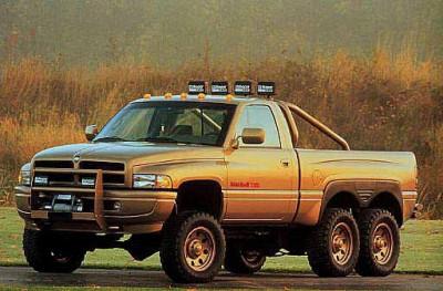 Dodge t-rex concept