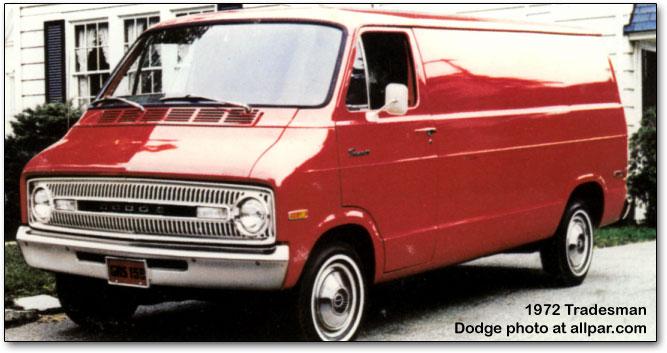 Dodge tradesman