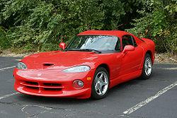 Dodge viper 10