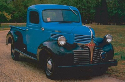 Dodge wc pickup