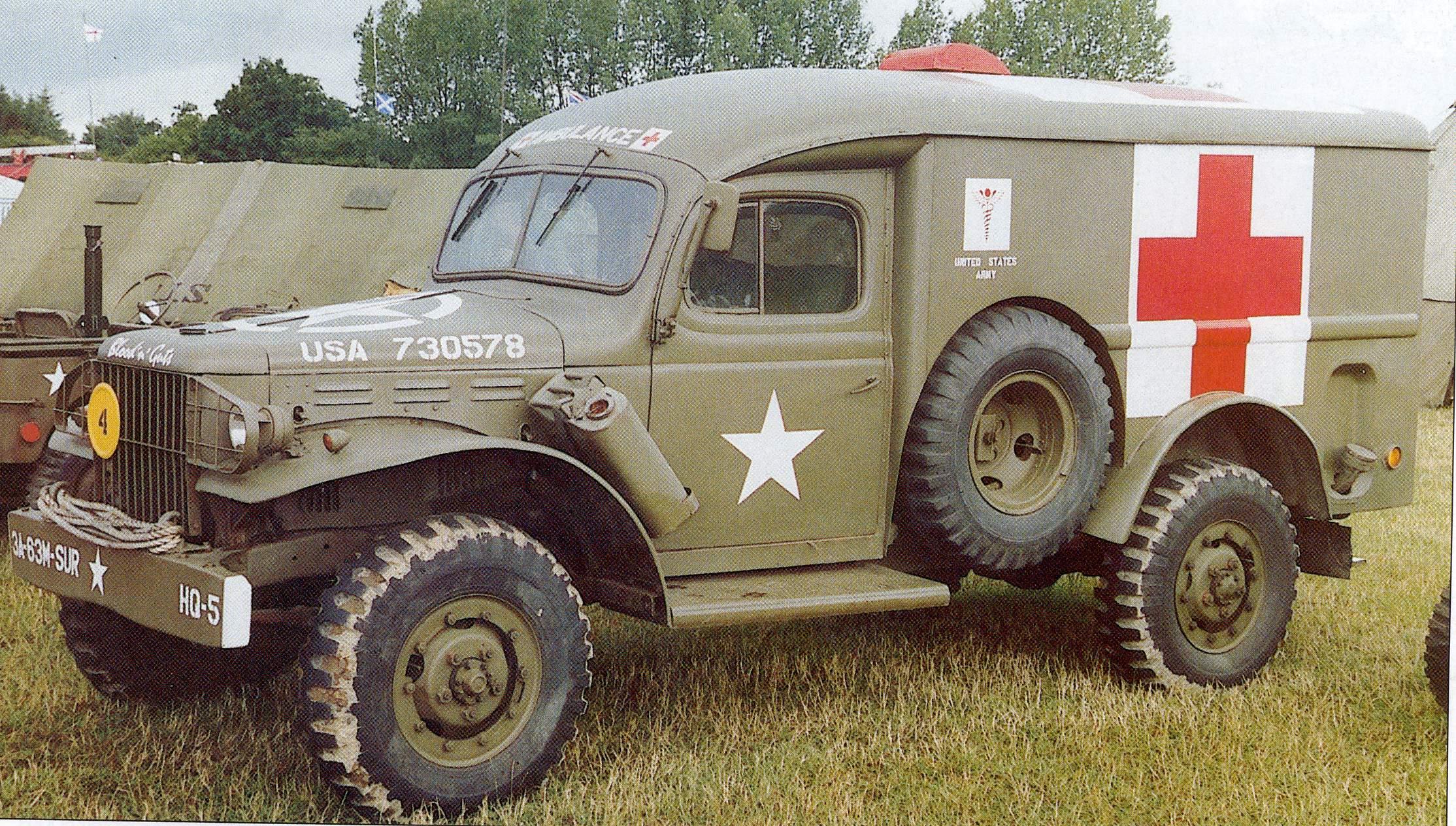 Dodge wc54