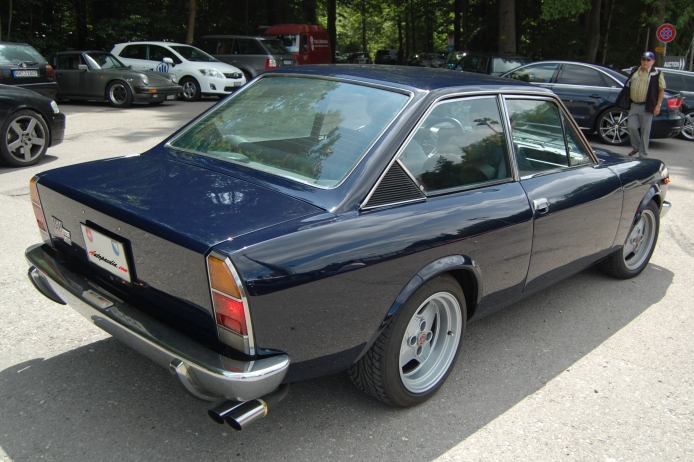 Fiat 124 coupe 1800