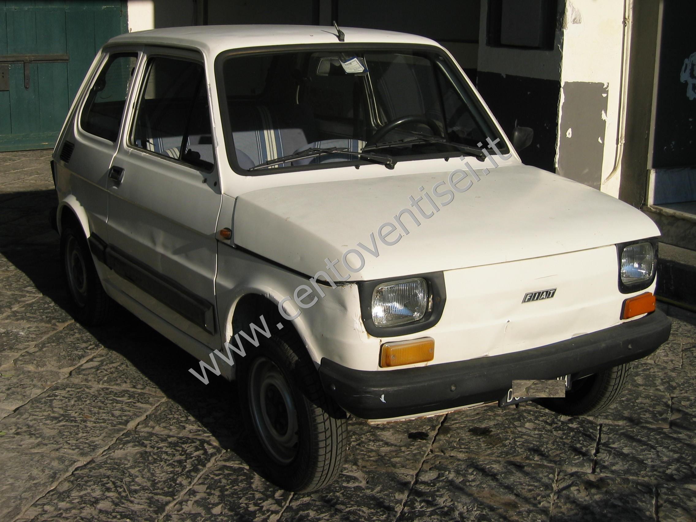 Fiat 126 colo