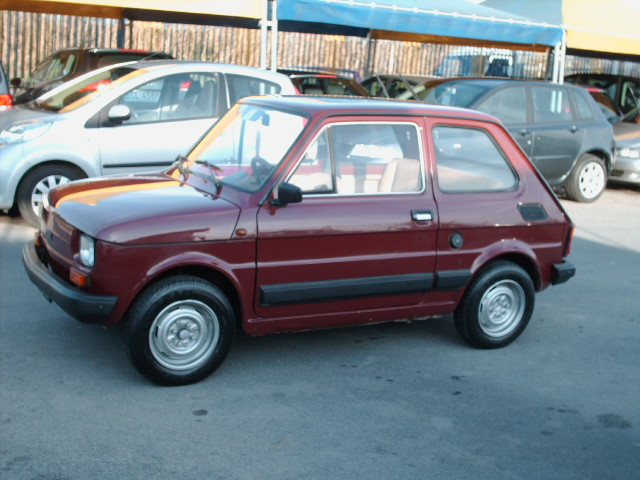 fiat 126 elx details of cars on details of. Black Bedroom Furniture Sets. Home Design Ideas