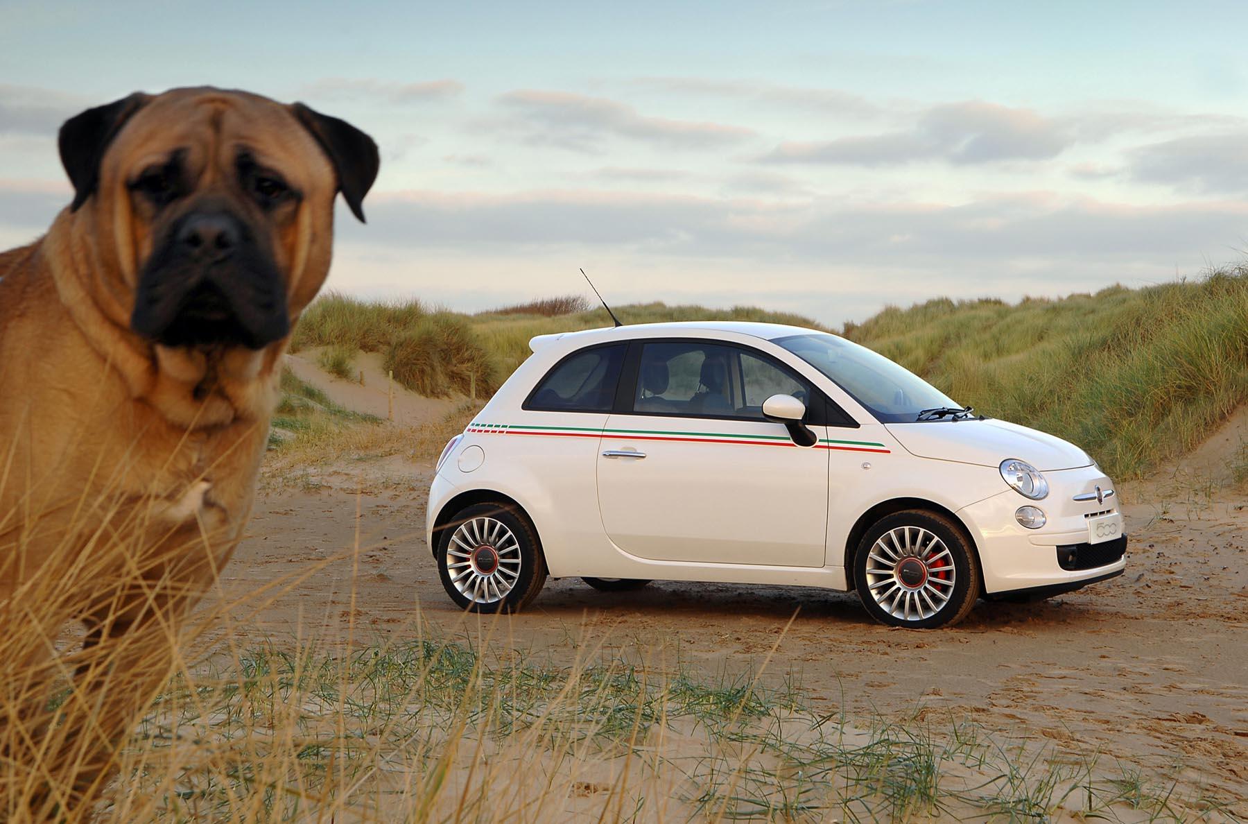 Fiat 500 mta