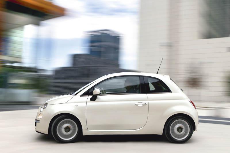 Fiat 500 start