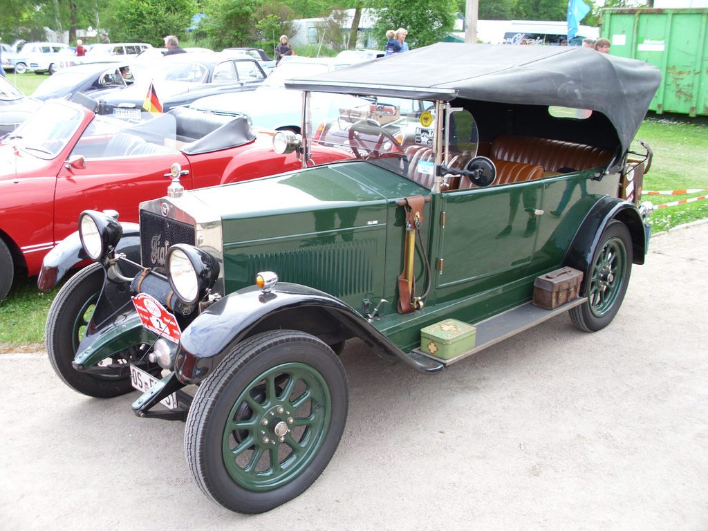 Fiat 509a