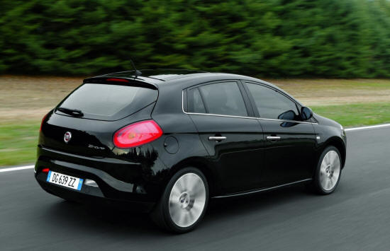 Fiat bravo 100