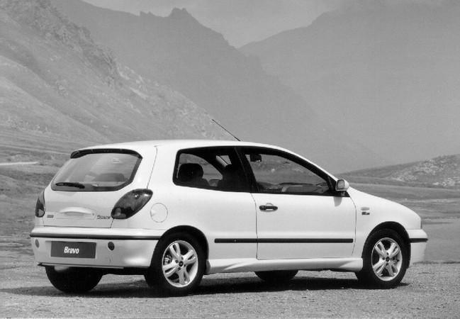 Fiat bravo 155 hgt