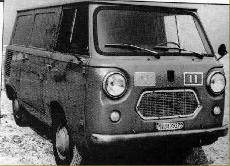 Fiat camioncino