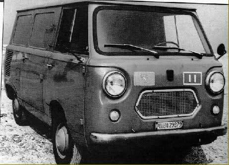 Fiat camioncino