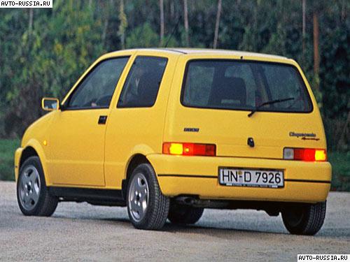 Fiat cinquecento 0.7