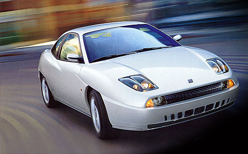 Fiat coupe abarth