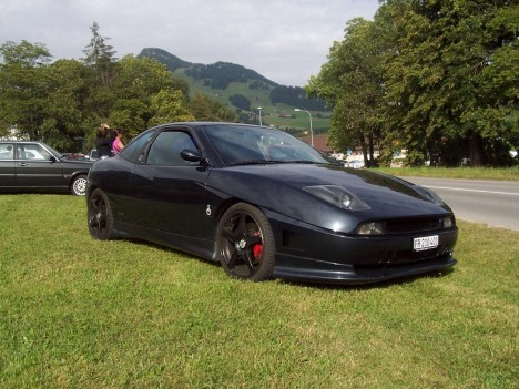 Fiat coupe sport