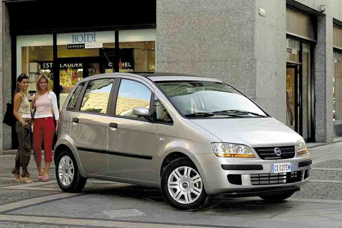Fiat idea 1.9