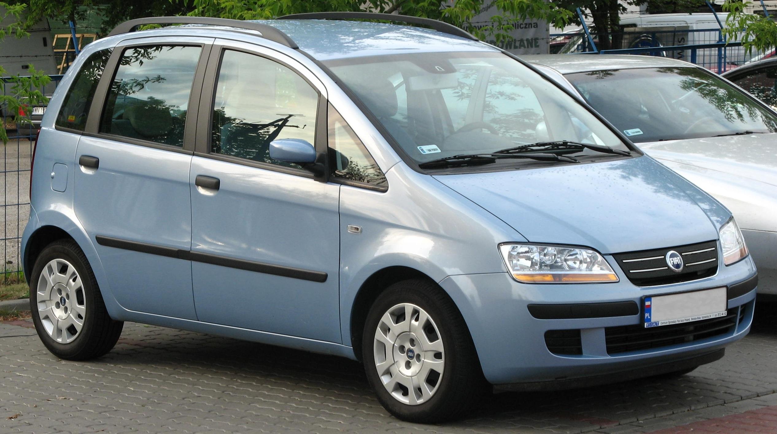 Fiat idea 16v