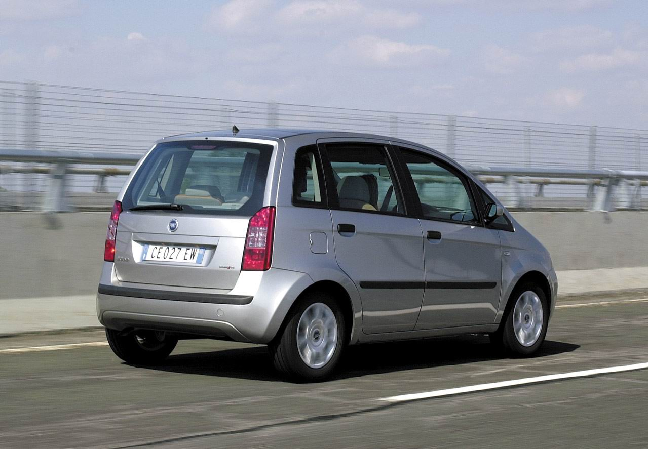 Fiat idea active