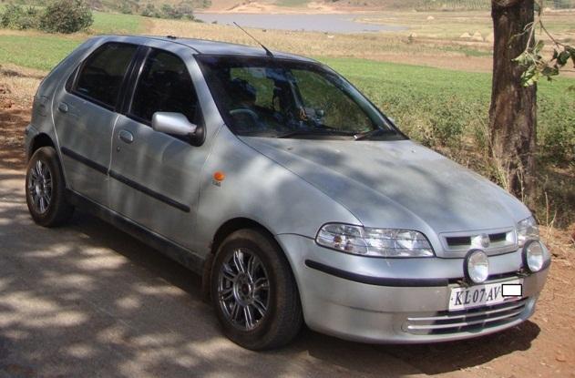 Fiat palio 1.9