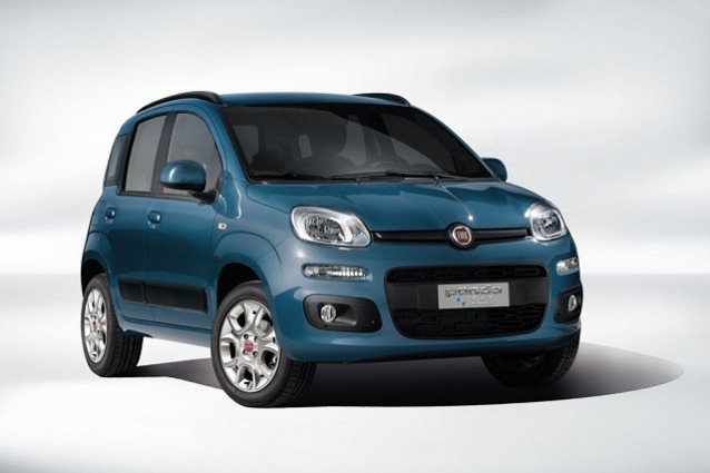 Fiat panda power