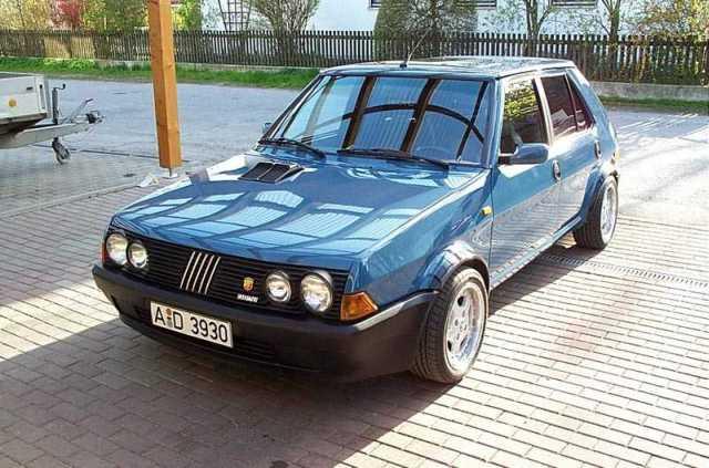 Fiat ritmo 1.6