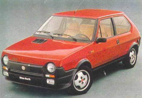 Fiat ritmo 1.7